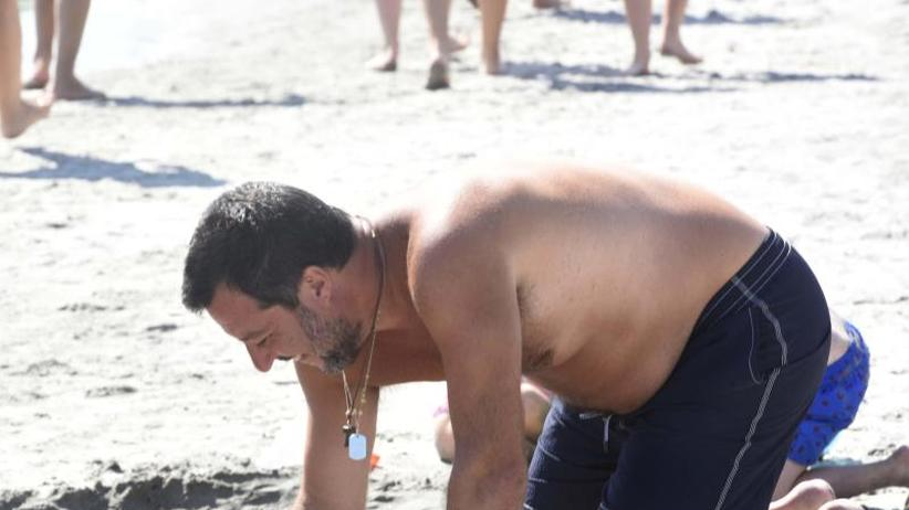 Regierungskrise in Italien: Projekt Machtübernahme - Salvini will alles