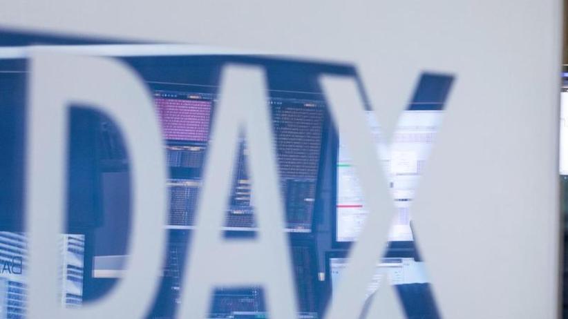Börse in Frankfurt: Dax gibt deutlich nach