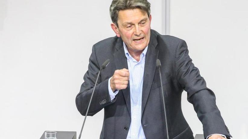 Erleichterte Genossen: SPD löst zumindest eine Führungsfrage