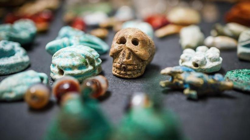 """Besonderer Fund: Archäologen entdecken """"Zauberschatz"""" in Pompeji"""