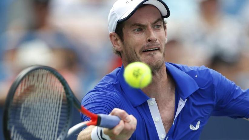 Britischer Tennisstar: Murrays langer Weg zurück - Müde Beine und keine USOpen