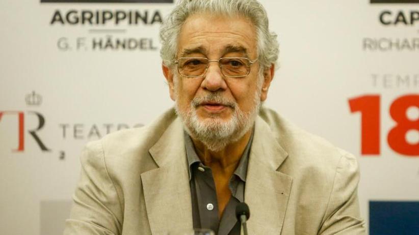 Spanischer Opernstar: Plácido Domingo weist Vorwürfe sexueller Übergriffe zurück