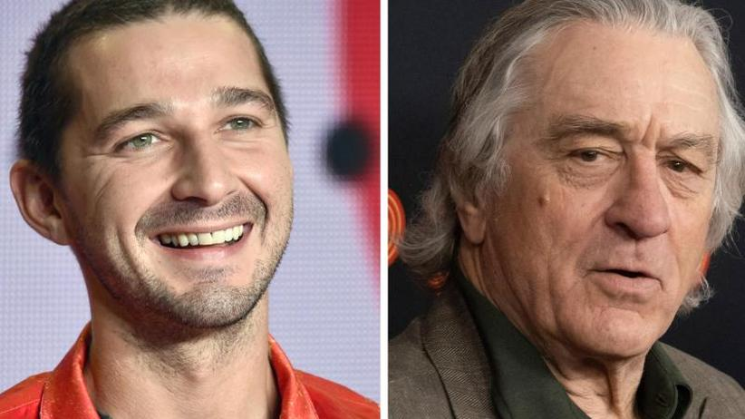 Neues aus Hollywood: Robert De Niro und Shia LaBeouf in Vater-Sohn-Drama