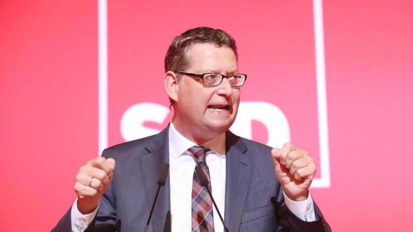 Solidaritätszuschlag: Schäfer-Gümbel: Soli-Aus nur bei höherer Reichen-Besteuerung