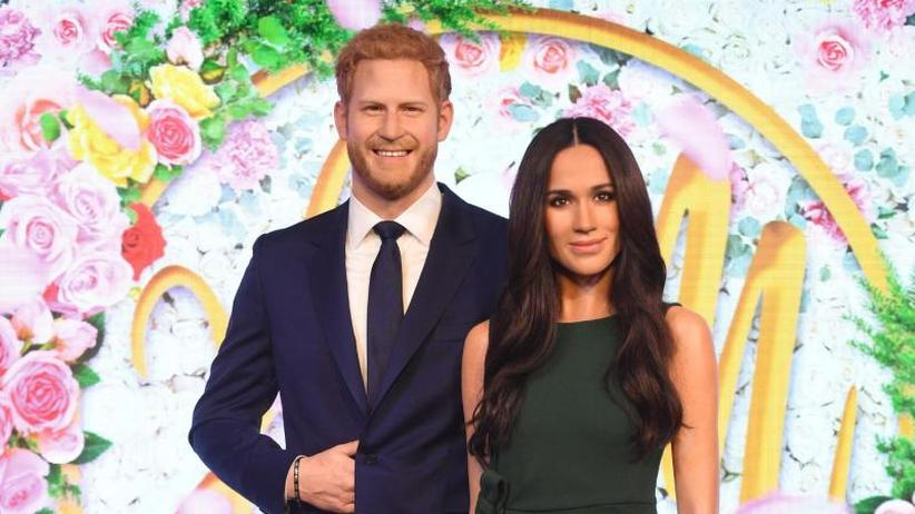 Madame Tussauds: Wachsfiguren von Harry und Meghan werden getrennt