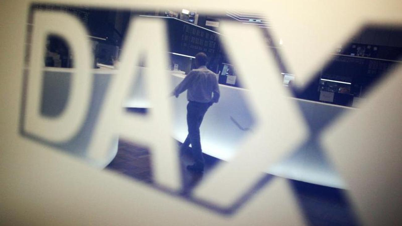 Frankfurt Stock Exchange: Dax with moderate gains at the