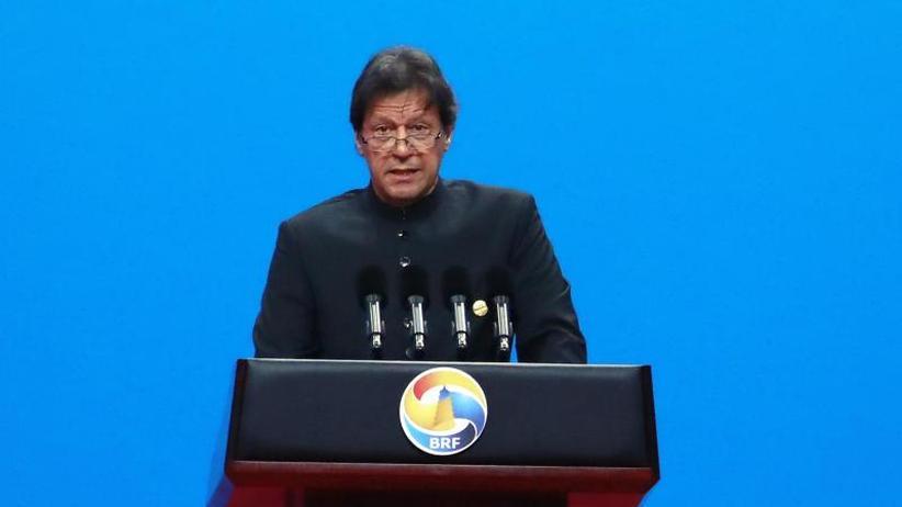 """""""Gefahr für den Weltfrieden"""": Pakistans Premier warnt vor Eskalation im Kaschmirkonflikt"""