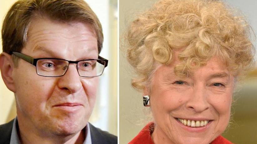Rennen um Parteispitze: Schwan und Stegner greifen nach SPD-Vorsitz