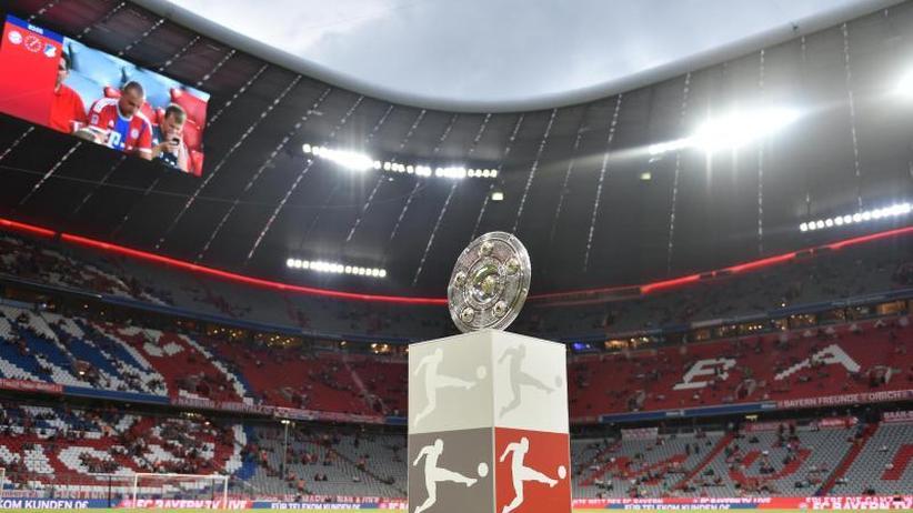 57. Bundesliga-Saison: Zeitenwende im Titelkampf: Konkurrenz fordert Bayern heraus
