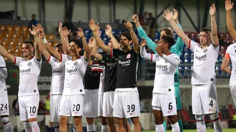 Europa-League-Quali: Eintracht-Profis kämpfen gegen Vaduz um Hoffenheim-Platz