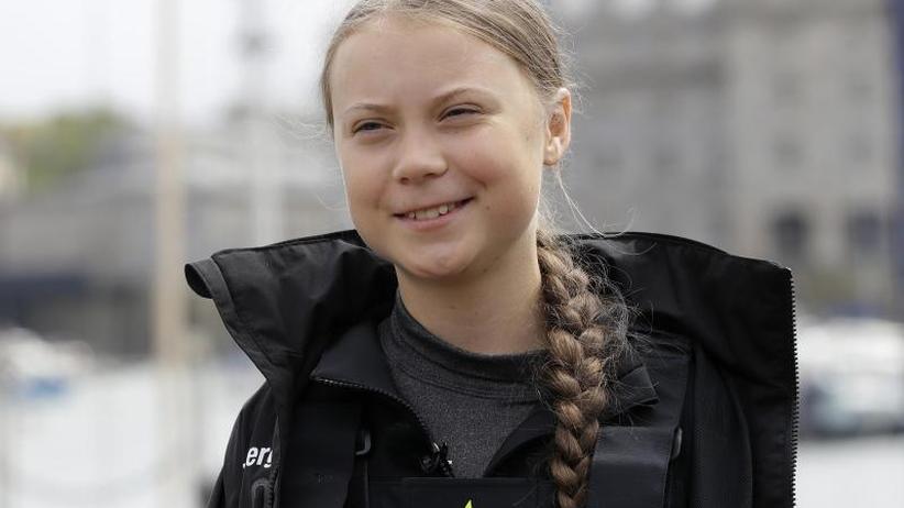 Atlantiküberquerung: Greta Thunberg bewältigt erste Segelmeilen auf dem Atlantik
