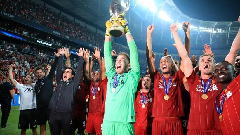 """UEFA-Supercup: Adriáns """"Sahnehäubchen"""" machtKlopp glücklich"""