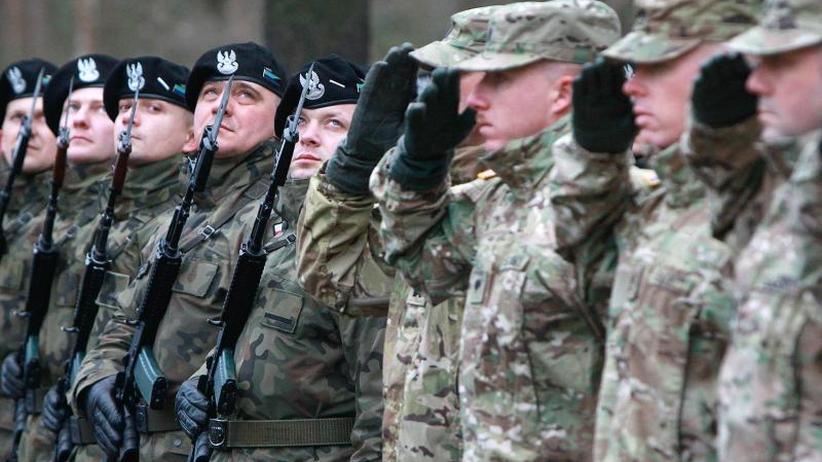 Aufstockung auf 5500 Soldaten: Warschau verteidigt US-Truppenverlegung nach Osten