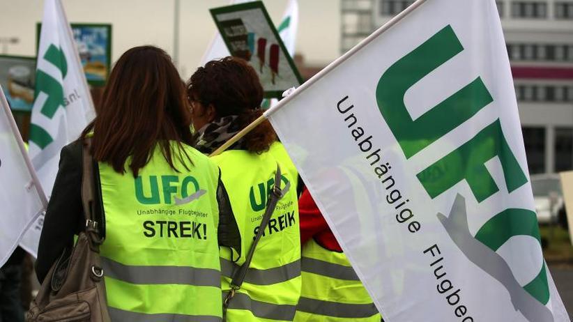 Lufthansa lässt Gewerkschaftsstatus der Ufo überprüfen