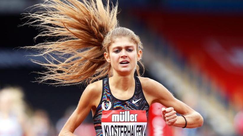 Diamond League in Birmingham: Klosterhalfen stürmt zum Meilenrekord - auch Pinto siegt