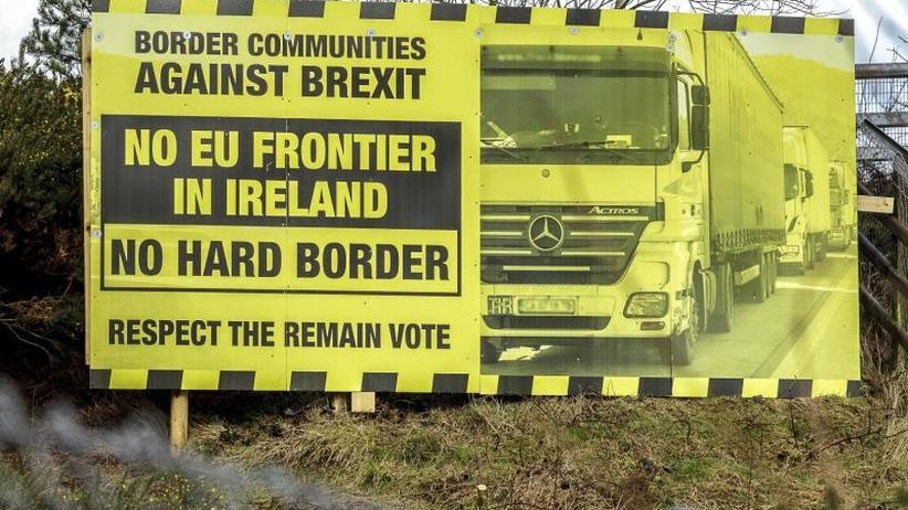 """Deal ohne """"Backstop"""": Johnson beißt mit Änderungswünschen in Brüssel auf Granit"""