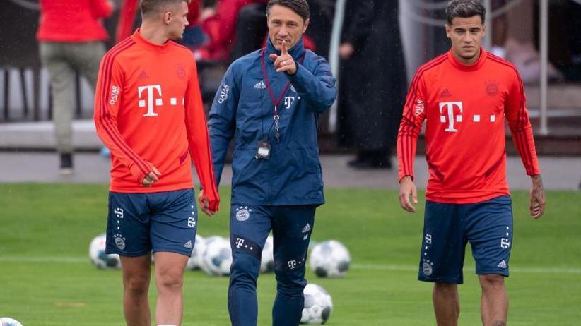 Top-Transfer: Kovac gefordert: Coutinho-Einbau unter Zeitdruck