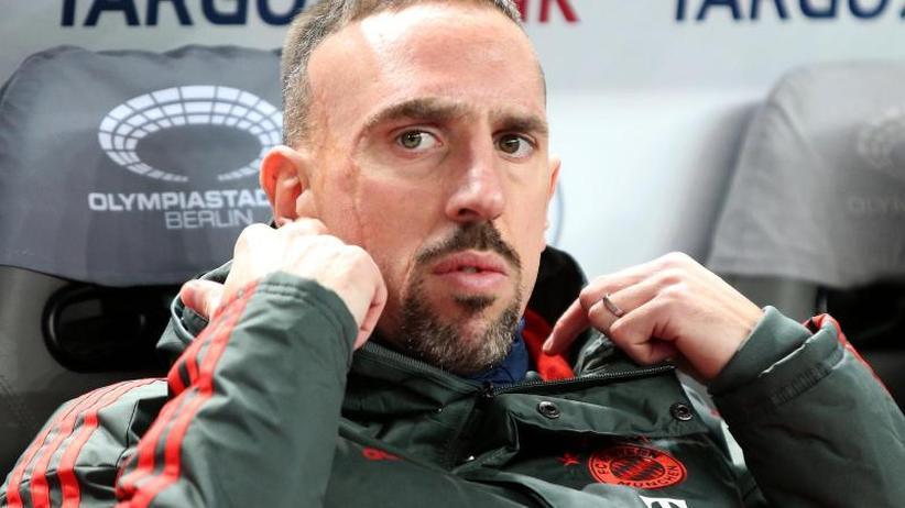 Serie A: Franck Ribéry vor Wechsel zum AC Florenz