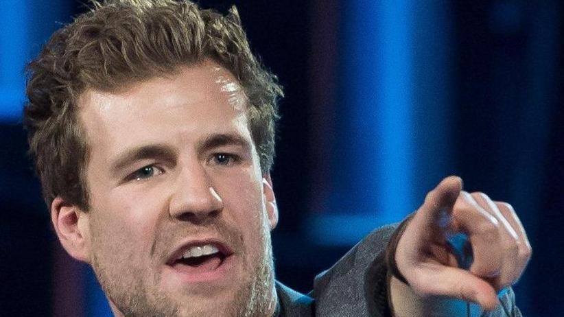 "Eklat im ""ZDF-Fernsehgarten"": Luke Mockridge hatte sein Social-Media-Team dabei"