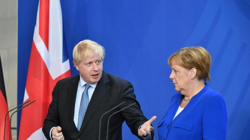 Johnsons Chancen auf Änderungen am Brexit sinken weiter