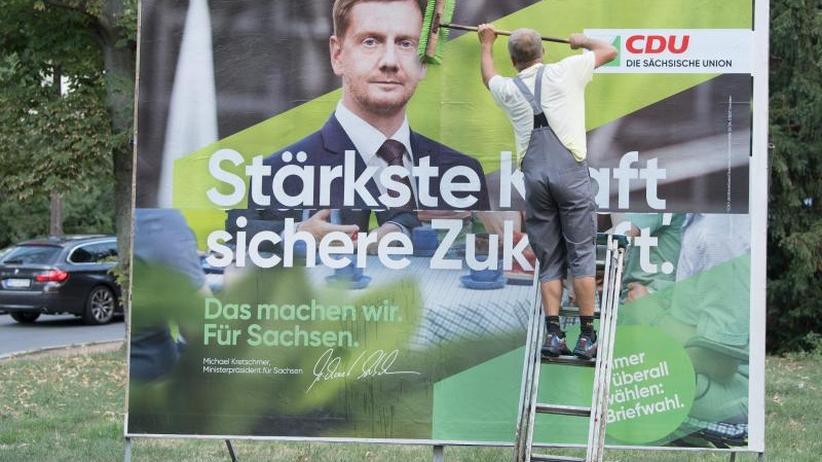 Überraschende Trendwende: Starke Bewegung in der Wählergunst vor Ost-Landtagswahlen