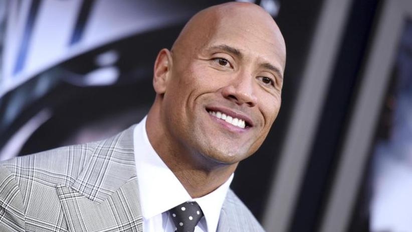 """Forbes""-Liste: Dwayne ""The Rock"" Johnson ist bestbezahlter Schauspieler"