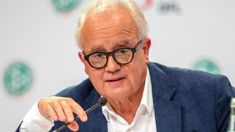 """Designierter DFB-Präsident: Keller soll """"Zeit der Regierungslosigkeit"""" beenden"""