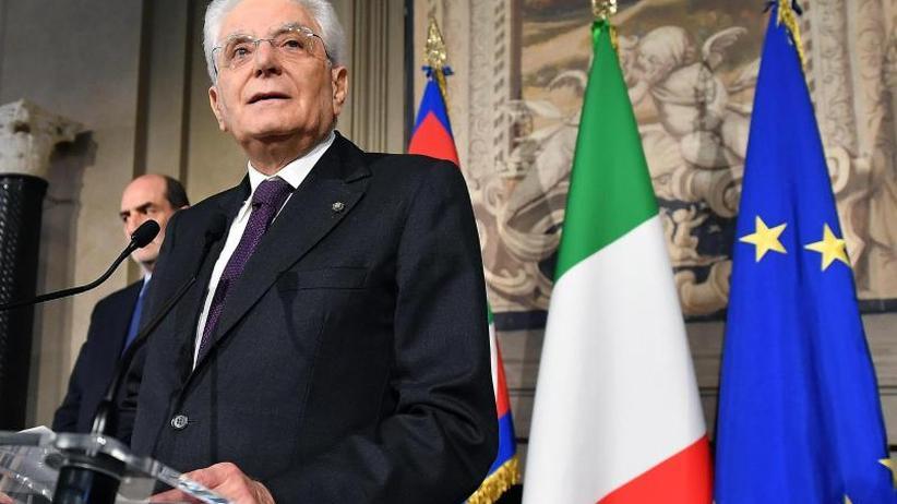Neue Koalition oder Neuwahl?: Italien: Mehr Zeit für Regierungssuche - Annäherung in Sicht