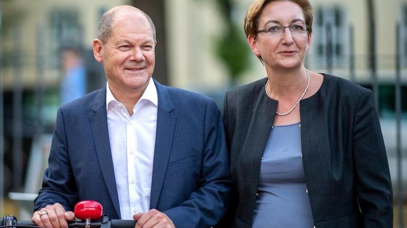 Nach parteiinterner Kritik: Scholz: Habe bei Kür der SPD-Vorsitzenden keine Sonderrolle