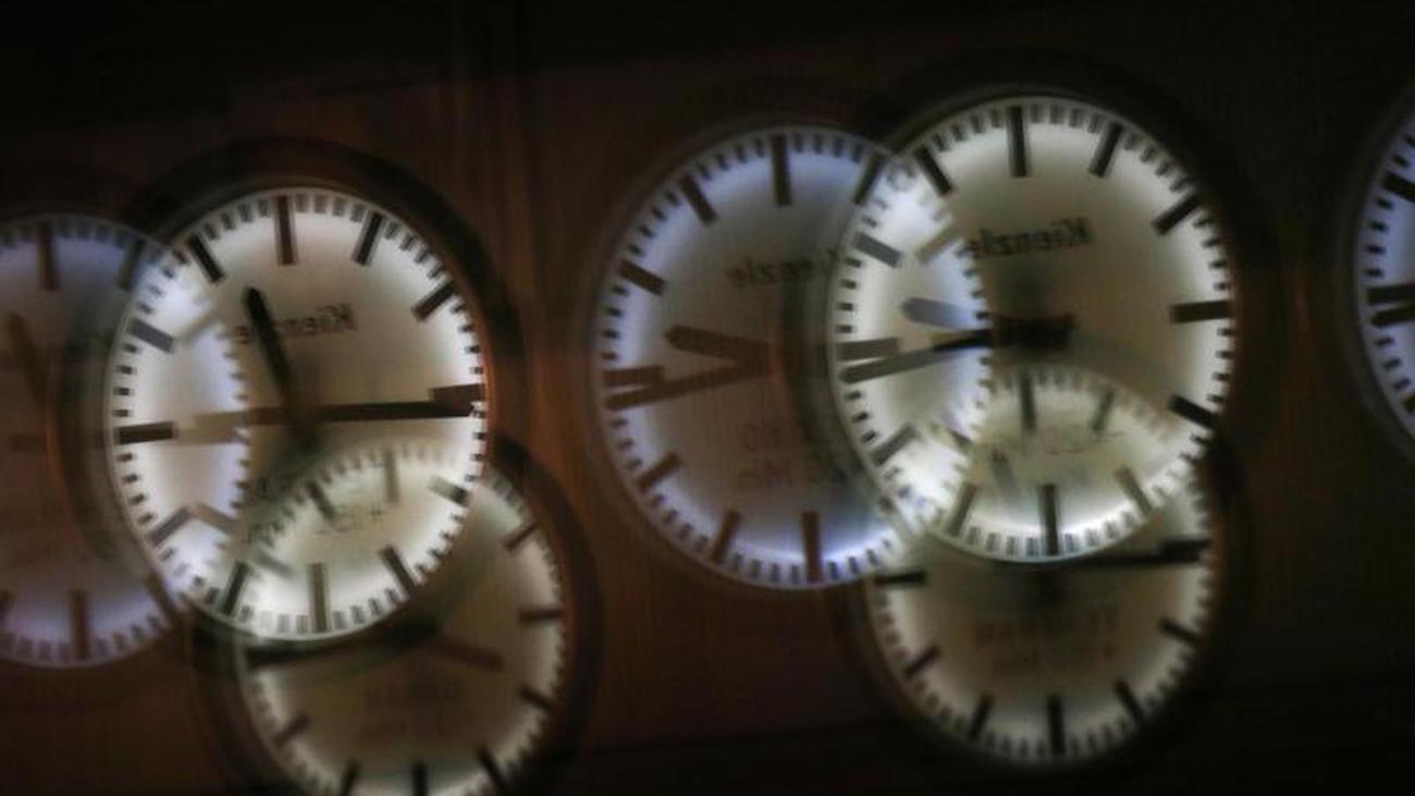 Eu Project Falters Little Progress On Abolishing Time