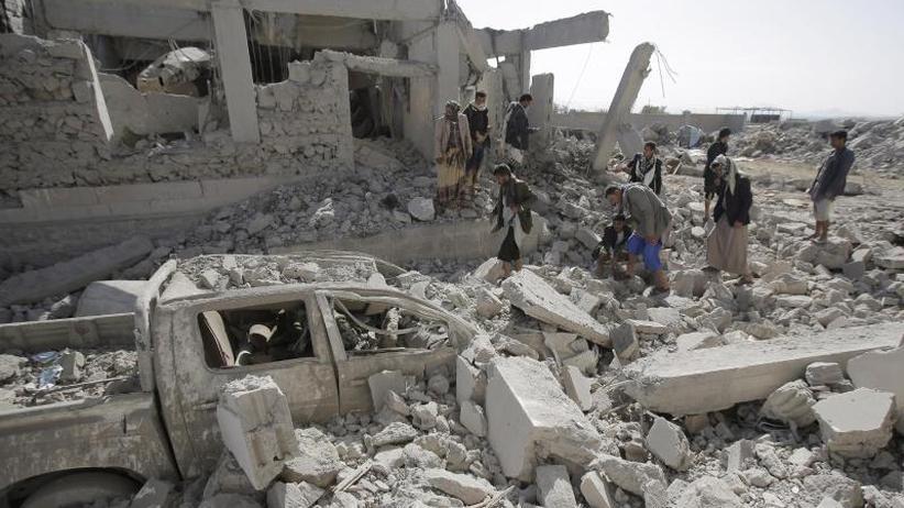 UN-Vermittler mahnt: Bis zu 130 Tote nach Luftangriff im Jemen
