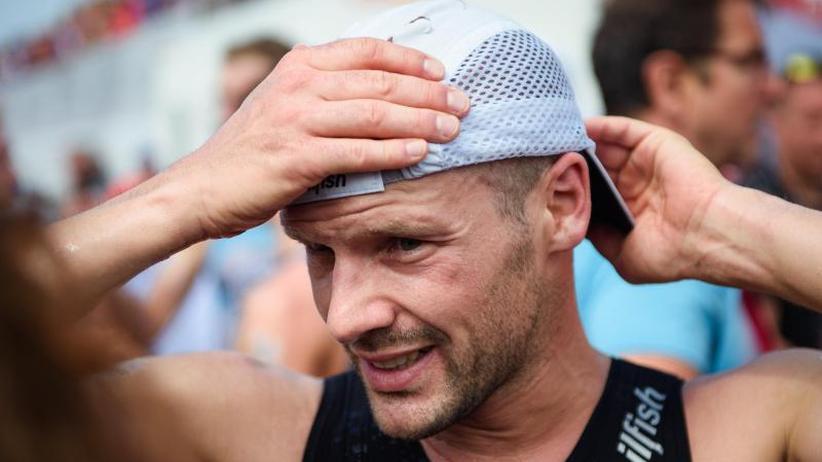Ironman-Champion Lange: Habe das Beste aus zwei Welten