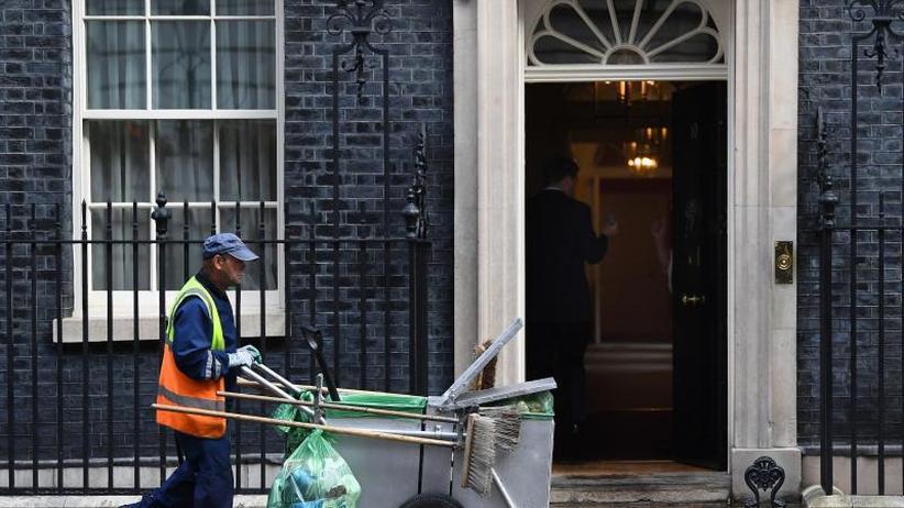 Konsequenzen eines No-Deal: Panik vor dem Chaos-Brexit - Muss man wirklich zittern?