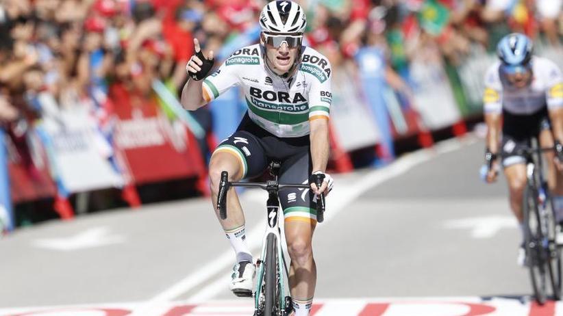 Spanien-Rundfahrt: Bennett sprintet zum Vuelta-Etappensieg - Roglic weiter vorn