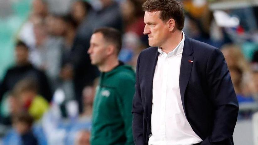 Israel-Coach: Herzog dementiert: Keinen Tisch zertreten