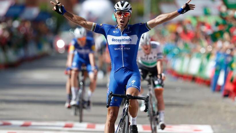 Spanien-Rundfahrt: Gilbert holt zweiten Etappensieg bei der Vuelta