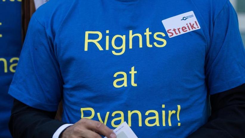 Erstmals Tarifvertrag: Ryanair: MehrGeld und deutsches Steuerrechtfür Piloten