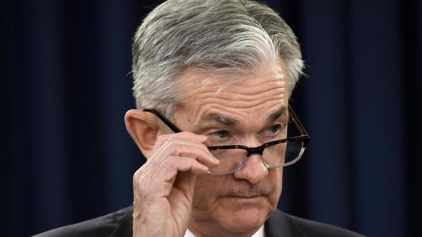 """Angriff unter der Gürtellinie: US-Präsident Trump bezeichnet Notenbanker als """"Dummköpfe"""""""