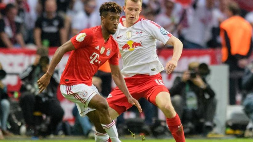 Topspiel: RB Leipzig greift die Bayern an