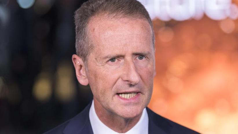 """""""Gott sei Dank nichts dran"""": VW-Chef Diess weist neue Manipulationsvorwürfe zurück"""