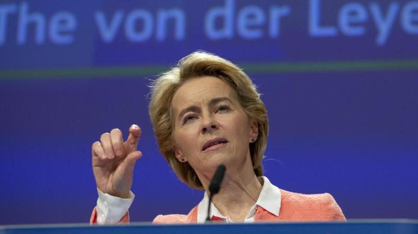 """""""Europäische Lebensweise"""": Von der Leyen verteidigt Titel ihres Vizes"""