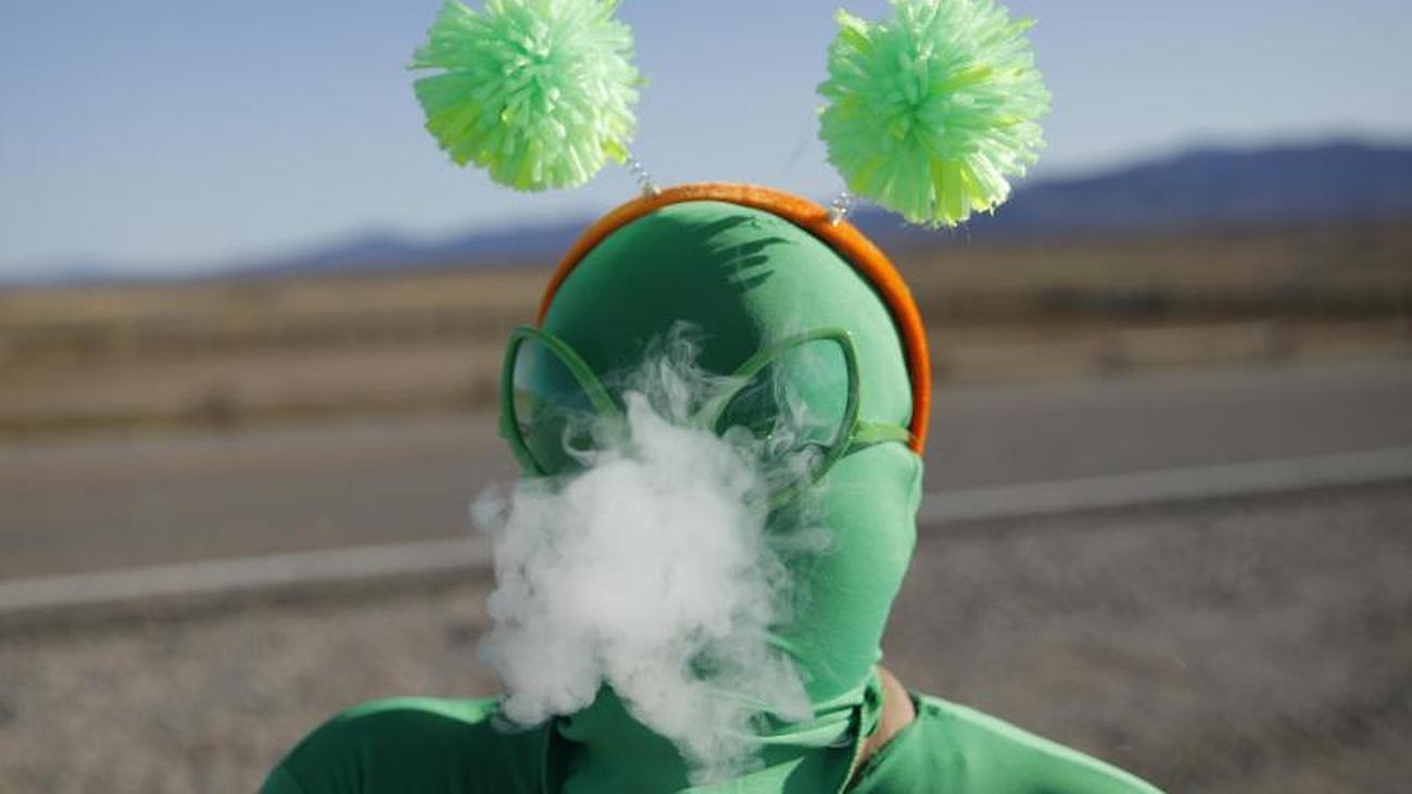 """""""Sturm"""" auf Gelände abgesagt: Area 51: Alien-Fans feiern friedlich in der Wüste von Nevada"""