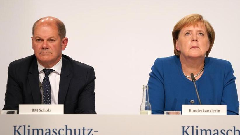 Viel Kritik am Klimapaket der großen Koalition