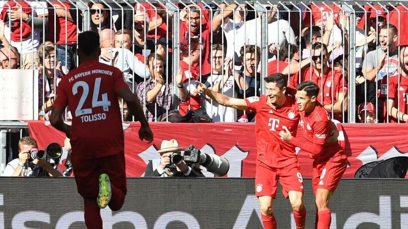 Leipzig oben - Bayern bleiben dran - Hertha siegt erstmals