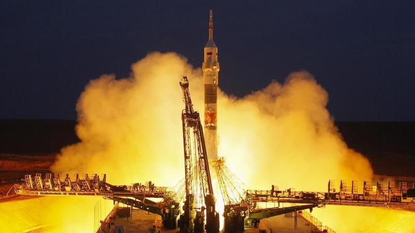 Astronaut der VAE an Bord: Raumschiff bringt Verstärkung zur ISS