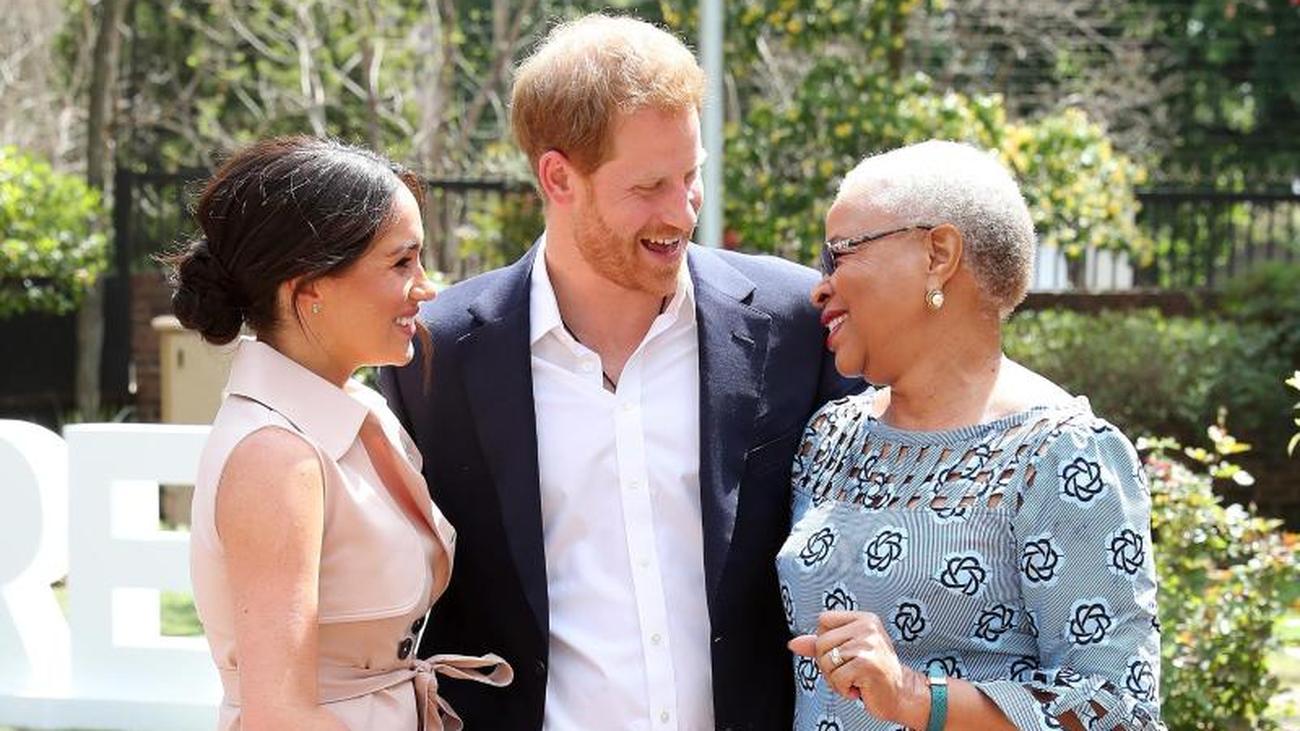 Nach Afrika-Tour: Harry und Meghan nehmen Rechtsstreit mit Presse auf