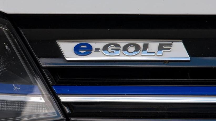 Vor Elektro-Offensive: Rabattstudie: Auf einmal wird der e-Golf von VW ganz billig