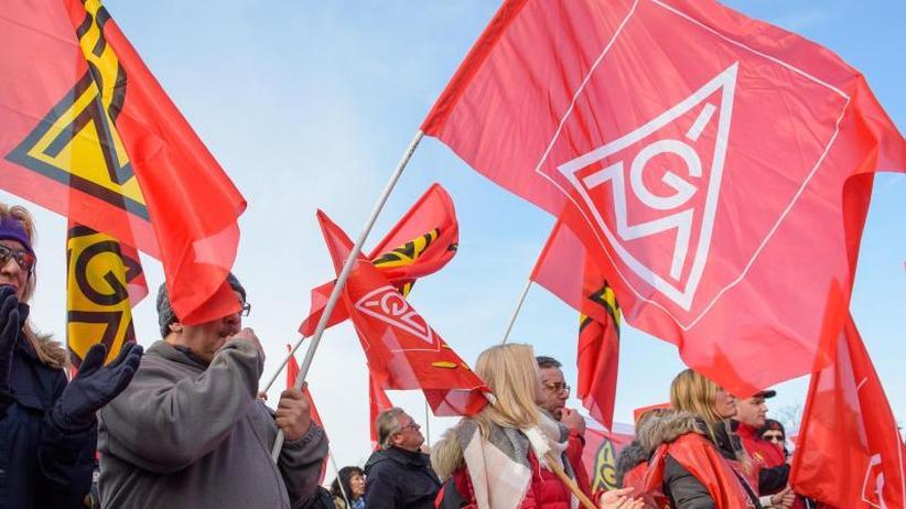 Gewerkschaftstag: IG Metall fordert mehr Tarifbindung