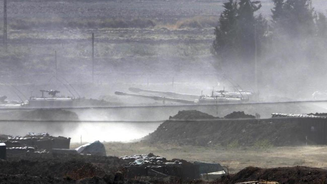 Fragen und Antworten: Die Türkei und Nordsyrien: Eine neue Front?