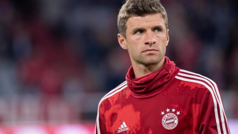 """Unzufriedener Bayern-Profi: """"Identifikationsfigur"""" Müller grübelt über Bayern-Zukunft"""